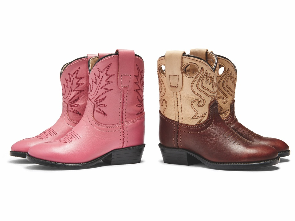 Pinto Ranch toddler boots
