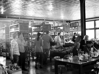 Bolsa Mercado gourmet market in Dallas