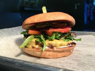 The Cove San Antonio restaurant venue burger