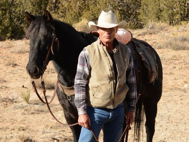 Ed Harris in Frontera