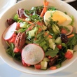 60 Degrees Mastercrafted salad July 2014