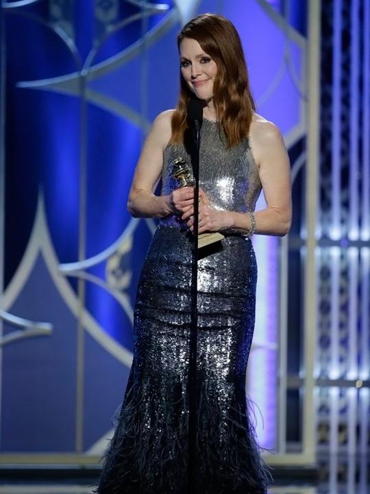 18 Julianne Moore Golden Globes fashion January 2015