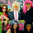 """The Martiki: A Montrose Art party"" benefiting Art League Houston's Healing Art Program"