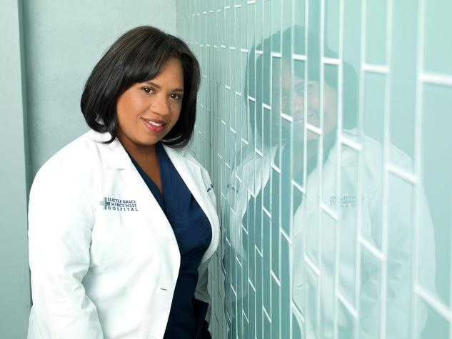 Chandra Wilson Grey's Anatomy