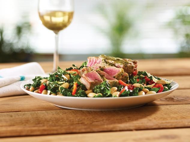Tuscan Salad Tuna Table 57 at H-E-B February 2015