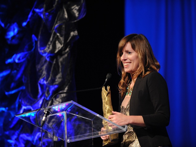 Austin Fashion Awards 2014 Trailblazer Award Winner Elizabeth Gibson