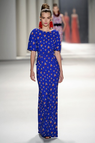 Carolina Herrera fall 2014 Collection