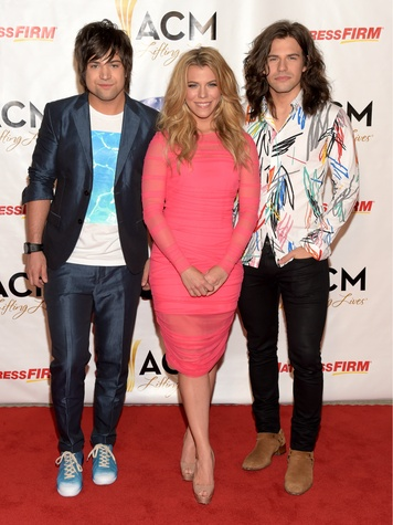 The Band Perry, ACM Lifting Lives Gala
