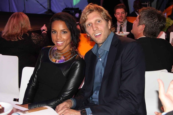 Jessica Olsson-Nowitzki, Dirk Nowitzki