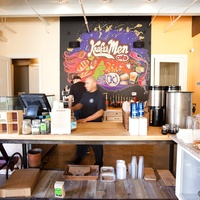 Kraftsmen Cafe, interior