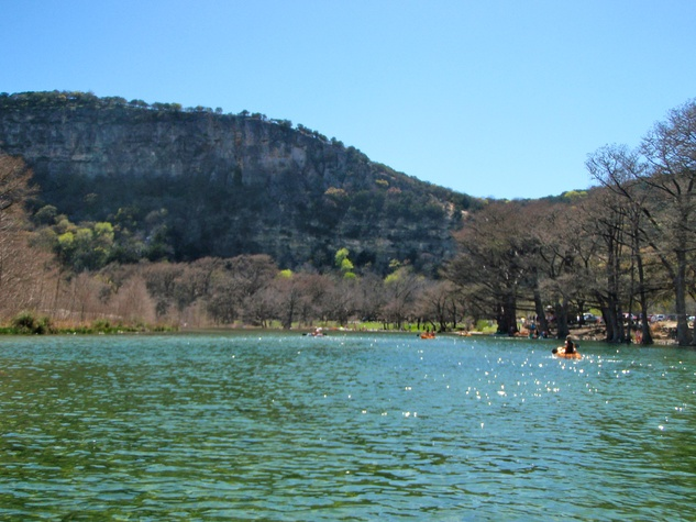 Find Natural Bliss At These 8 Central Texas Parks Perfect