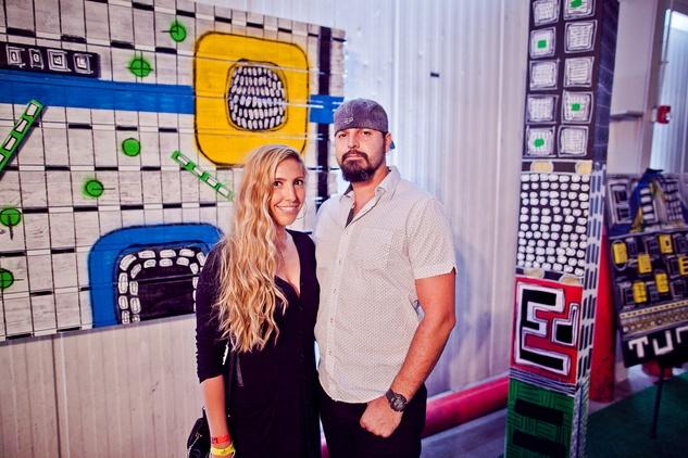 News, Joel, Mini Murals, Sept. 2015, Shelby Nicole, Geoff Mann