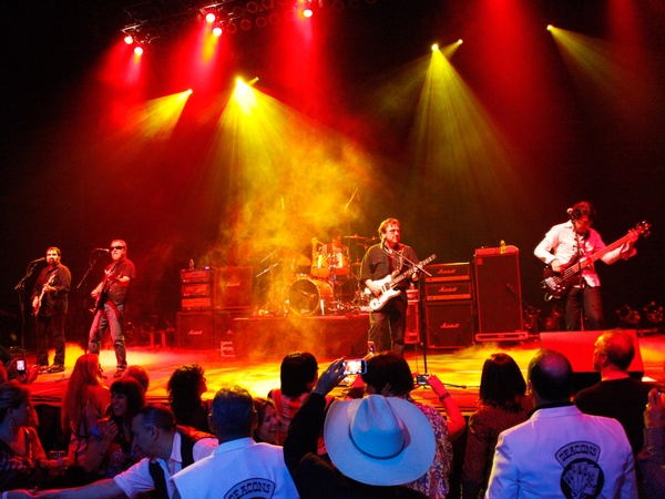 8, Deacons of Deadwood Charity Gala, October 2012, Blue Oyster Cult