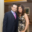 52 Gilad and Lisa Zadok at the Zadok jewelry dinner October 2014