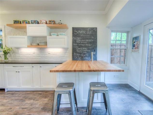 5823 Richmond Ave. Dallas home for sale kitchen