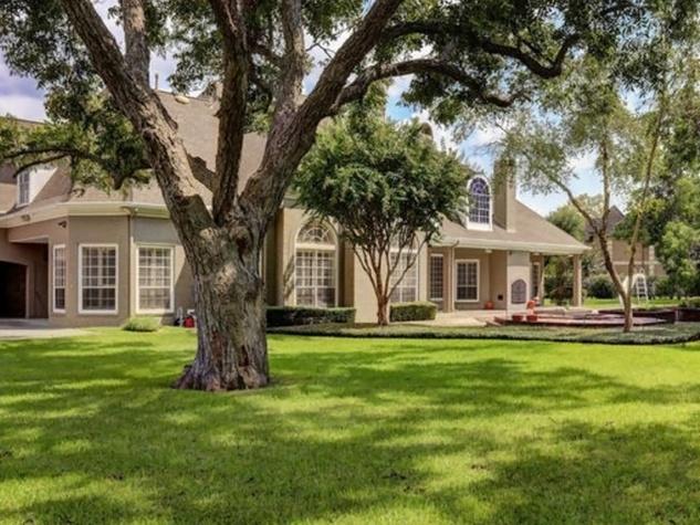 Astros $100 million man Carlos Lee sells Sugar Land mansion November 2014 back yard