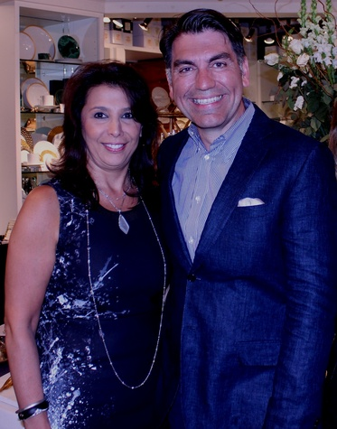 Houston, Michael Aram party watch, May 2015, Regina Garcia, Michael Aram