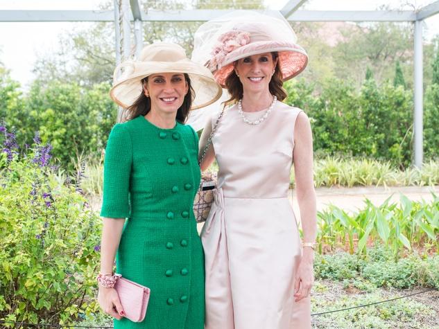 Hats in the Park, March 2016,  Aliya Stude, Phoebe Tudor