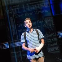 Ben Platt in Dear Evan Hansen on Broadway