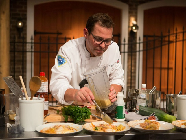 Top Chef John Tesar