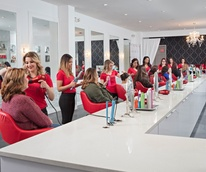 Cherry Blow Dry Bar, Frisco