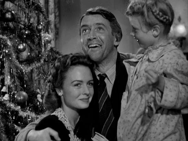 austin Poll: Christmas movie_it&#39;s a wonderful life