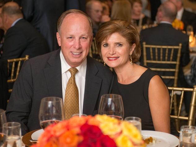 News, Shelby, Tony's 50th, Nov. 2015 Dan Wolterman, Lori Wolterman