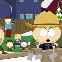 Austin Photo Set: News_Minh VuThe kids at <i>South Park</i> play Texans vs. Mexicans
