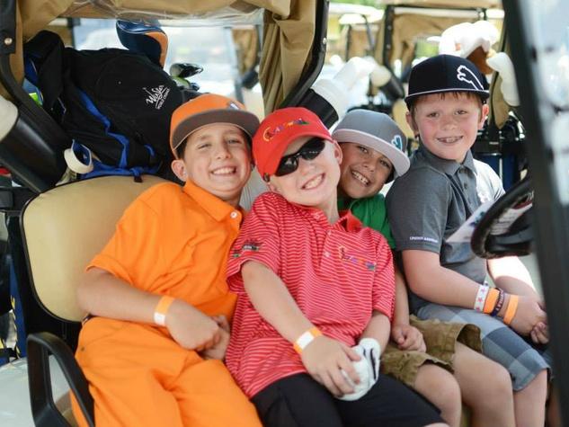 TSRHC KidSwing Golf Tournament