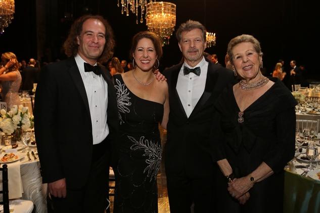 Mercury Gala April 2016, Antoine Plante Christine Kirchner, Ken Stanley, Lili Kirchner