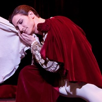 9217-2, Houston Ballet, Romeo and Juliet, June 2012, Sara Webb, Ian Casady