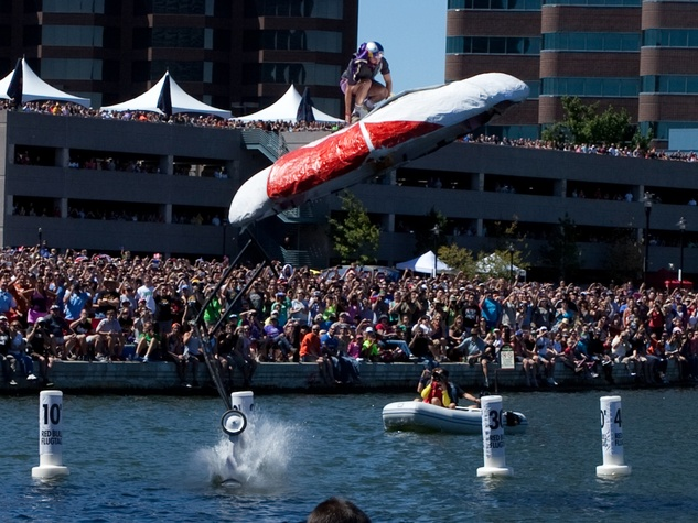 National Red Bull Flugtag