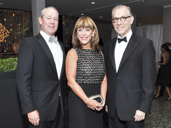 006, MFAH grand gala, October 2012, Jim Crane, Franci Crane, Gary Tinterow