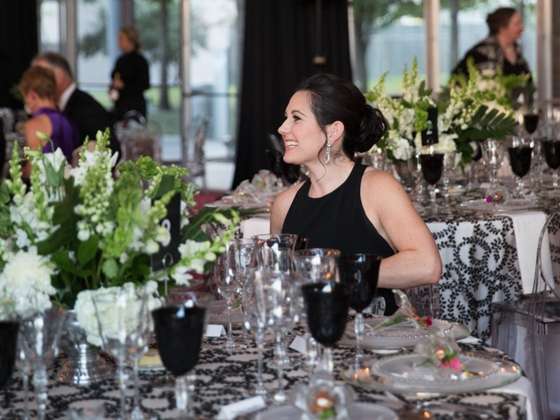 Guest at Dallas Opera First Night 2016