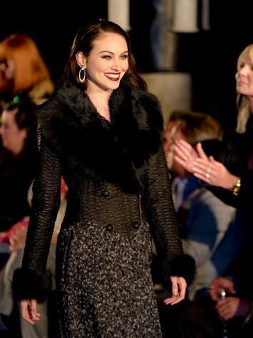 Salute Houston fashion show M Penner