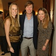 Lynsey and Chris Provost, Victoria Brown, trains of northpark sponsor party
