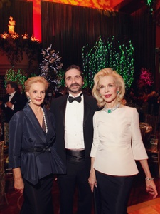016, Houston Ballet Ball, February 2013, Carolina Herrera, Stanton Welch, Lynn Wyatt