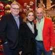 13 James Caloway, from left, Krista Moser and Paul Michael at The Nutcracker Market preview party November 2014