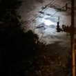 Super moon in Houston Texas is banging!