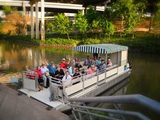 Buffalo Bayou Partnership's Twilight Tours