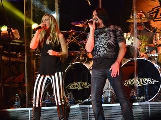 Boston in concert