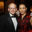 53 David Leebron and Y. Ping Sun at the Baker Institute 20th Anniversary Gala November 2013