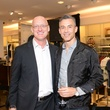 24 Rodney Morris, left, and John Paul Torres at the Neiman Marcus Men's Fall Trend Event September 2014