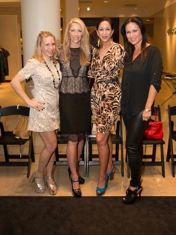 Shona Gilbert, Rhonda Sargent Chambers, Jocelyn White, LeeAnne Locken, simply summer fashionably fall