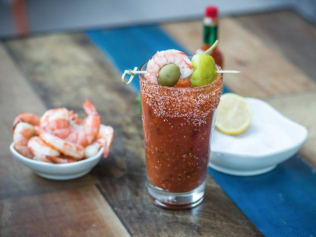 Bloody Mary from Tricky Fish