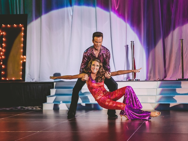 Dancing with the Stars Austn 2016 Erin Johnston Albert Tailur