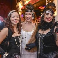 05, HYPA Gala, February 2013, Brittany Batte, Jennifer Sadler, Nora Villareal