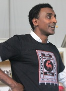 Marcus Samuelsson at the Austin Food & Wine Festival