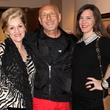 Anne Hines, Paul Adelson, Heather Ray, mba 8x8 party