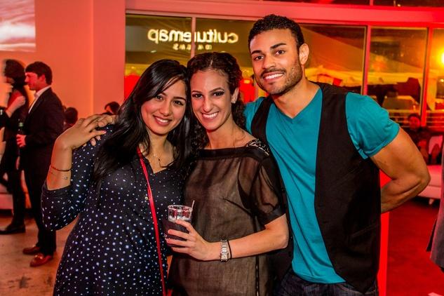 Mayra Ghabarnejad, Naz Fooman, Brandon Williams